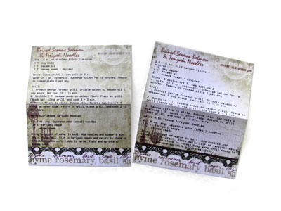 Brined Salmon Recipe Card