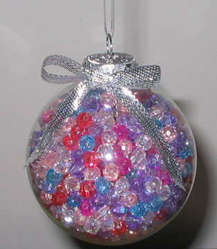 Best Pinterest Glass Ball Ornament