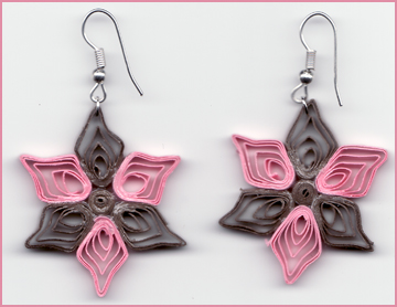 Free Tutorials - Honey's Quilling | Handcrafted jewelry
